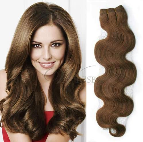 Using hair extensions for volume i want it all indian fashion brown wavy clip in hair extension pmusecretfo Choice Image