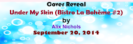 Upcoming Cover Reveal
