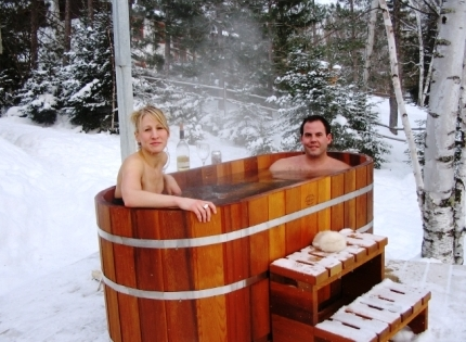 Cedar Hot Tubs Wooden Hot Tubs Best Cedar Hot Tubs And Woo