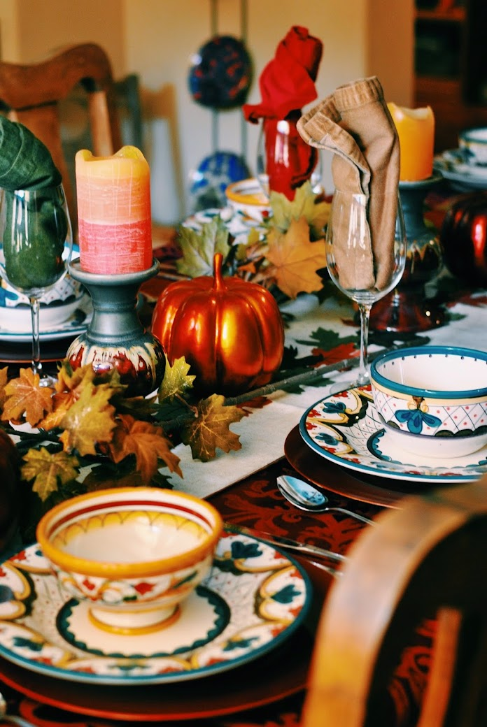 Thanksgiving Decor - Autumn Decor