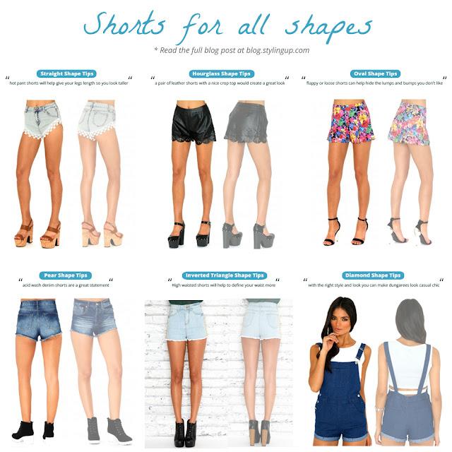 Styling Up Blog: body shape