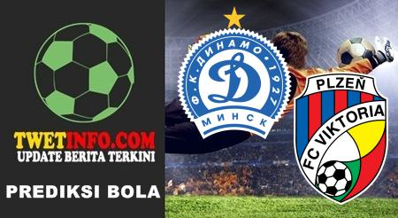 Prediksi Dinamo Minsk vs Viktoria Plzen