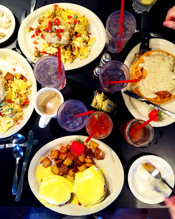 Places to eat brunch in dallas