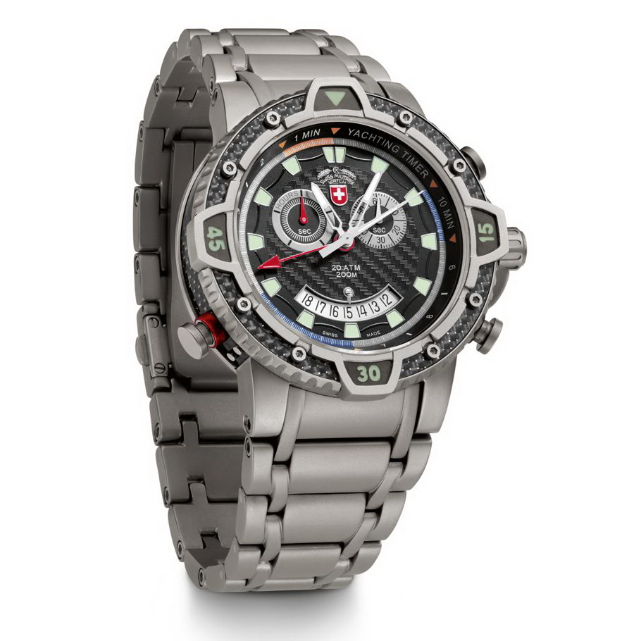 OceanicTime: CX Swiss Military Watch TYPHOON