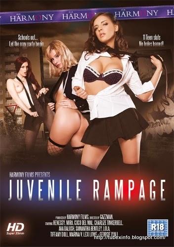 Juvenile Rampage Front