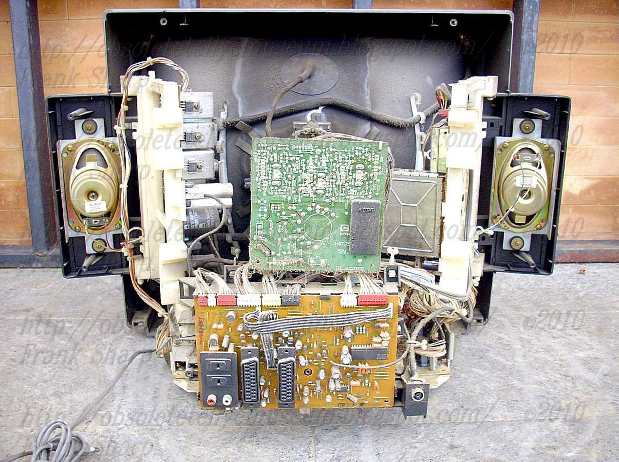 Obsolete Technology Tellye Sony Trinitron Kv 21xrta Chassis Scc Negative Dual Power Supply Circuit Powersupplycircuit At This Time The Signal Decision 12 Decides Whether Received Is True Or False After Confirming Presence Of Television Si
