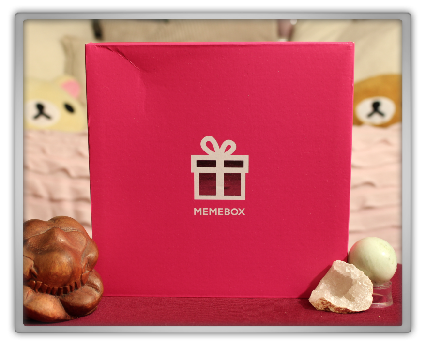 겟잇뷰티박스 by 미미박스 memebox beautybox # special #8 Oriental medicine unboxing review preview box