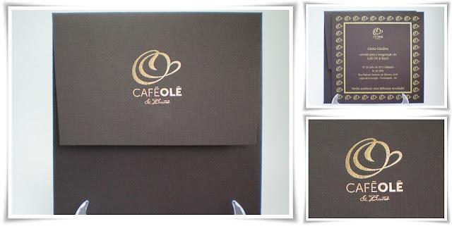 Empresarial CaféOlé & Bistrô, Modelo Ingleses 63.