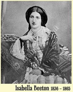 Isabella Beeton 1836 - 1865