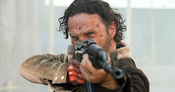 The Walking Dead - Episode 5.01 - New Promotional Photos
