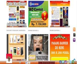 Gallery Web Blog Buat Sahabatku Di Seluruh Dunia