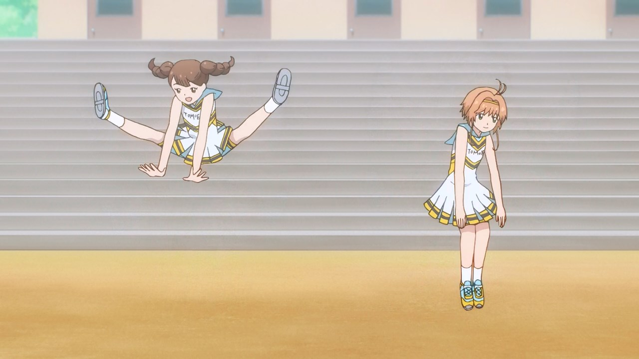 Cardcaptor Sakura: Clear Card-hen Episodio 13