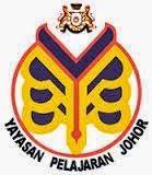 Jawatan Kerja Kosong Yayasan Pelajaran Johor (YPJ) logo www.ohjob.info