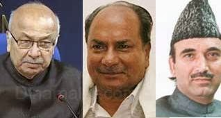 Decision on Telangana Issue, the Group met for the First Meeting