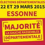 En campagne pour @Essonne2015