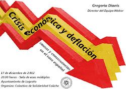 Actividad Pasada - 17 de diciembre de 2012
