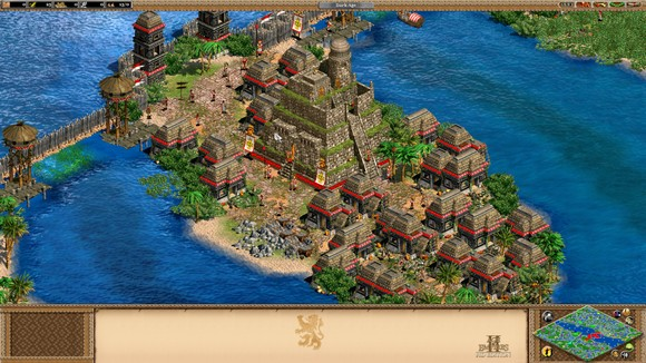 Age of Empires II HD The Forgotten PC Screenshot 2 Age of Empires II HD: The Forgotten RELOADED