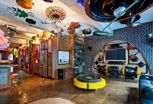 steampunk home decorating steampunk bedrooms