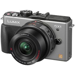 Panasonic Lumix DMC-GX1XGC