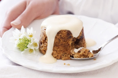 Port & raisin Christmas puddings Recipe