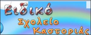 ΕΙΔΙΚΟ ΣΧΟΛΕΙΟ ΚΑΣΤΟΡΙΑΣ