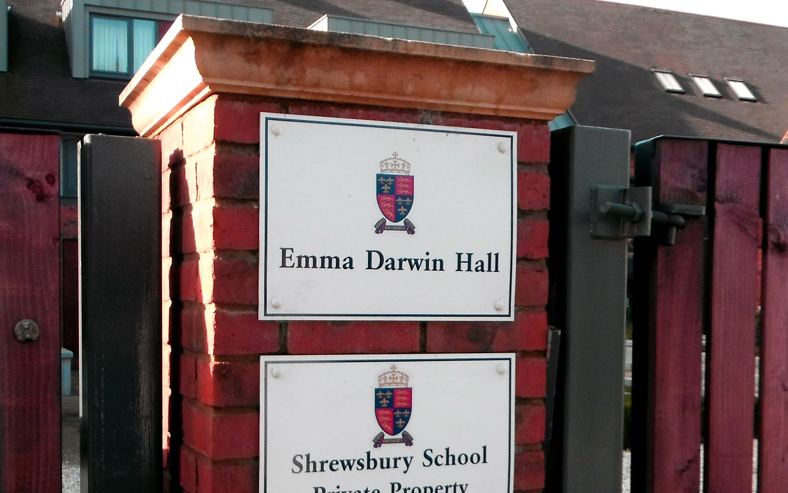 Emma Darwin Hall