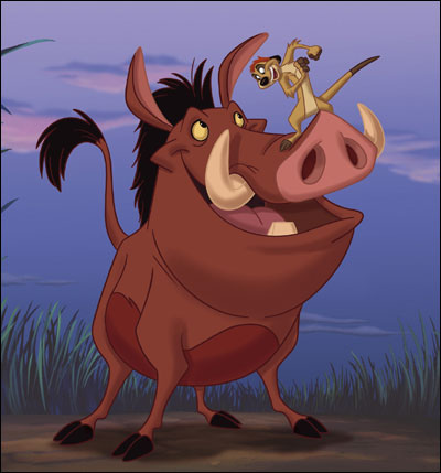 Timon and pumba friendship quotes quotesgram - Les aventures de timon et pumba ...