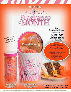 pink zebra fragrance of the month special october image