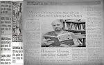 Entrevista en el periódico El Día