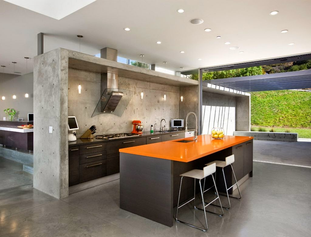Modern Kitchen Interior Design Ideas with Minimalist Appearance