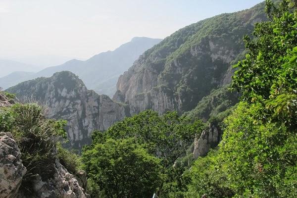 Tai Shi part of SongShan, Dengfeng, Henan Province