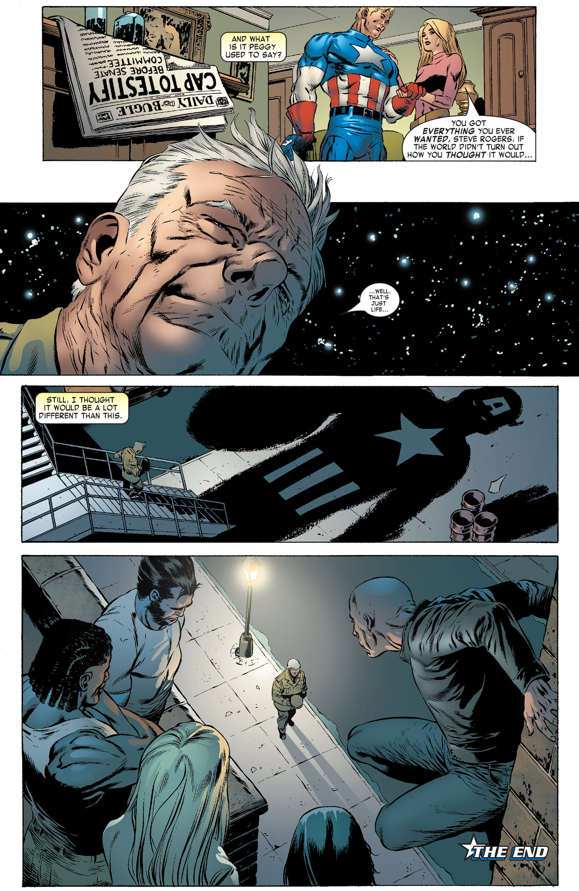 Captain America (2005) Issue #10 #10 - English 24