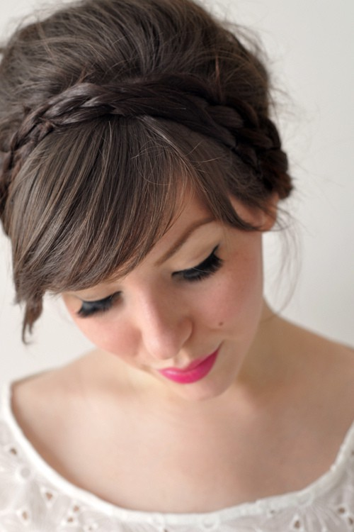 Braided Wedding Hairstyles Ideas