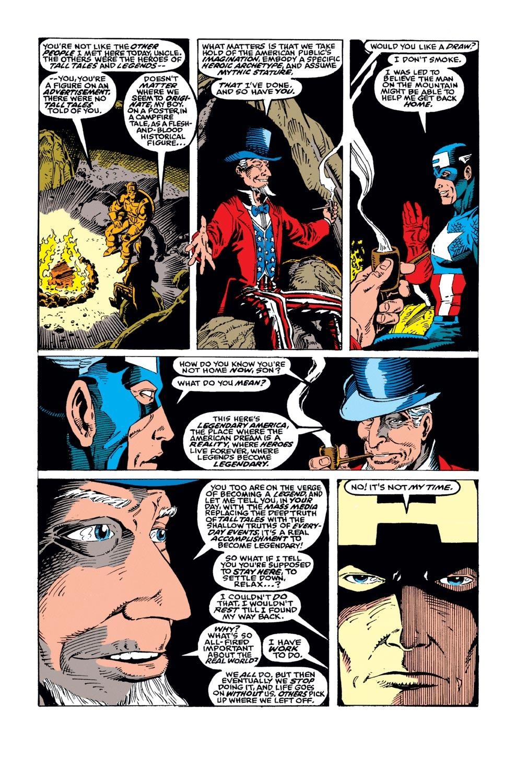 Captain America (1968) Issue #383 #316 - English 19