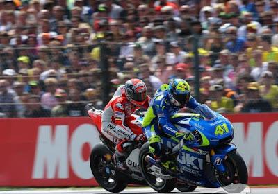 Apa Benar Sasis Super Lentur Suzuki Bisa Meliuk Sempurna di Sachsenring