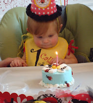Callies 1st Birthday