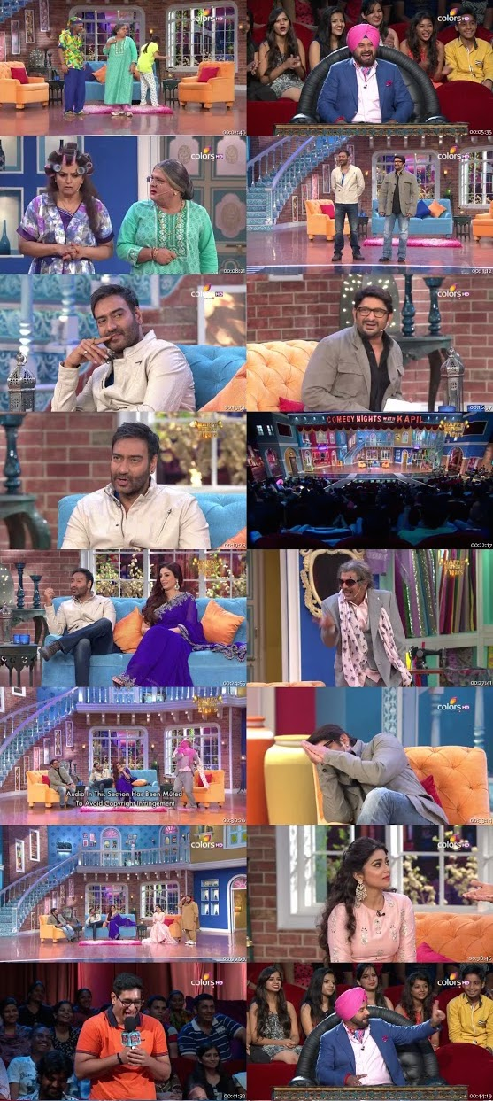 Comedy Nights With Kapil 26 july HDTV 250mb 480p