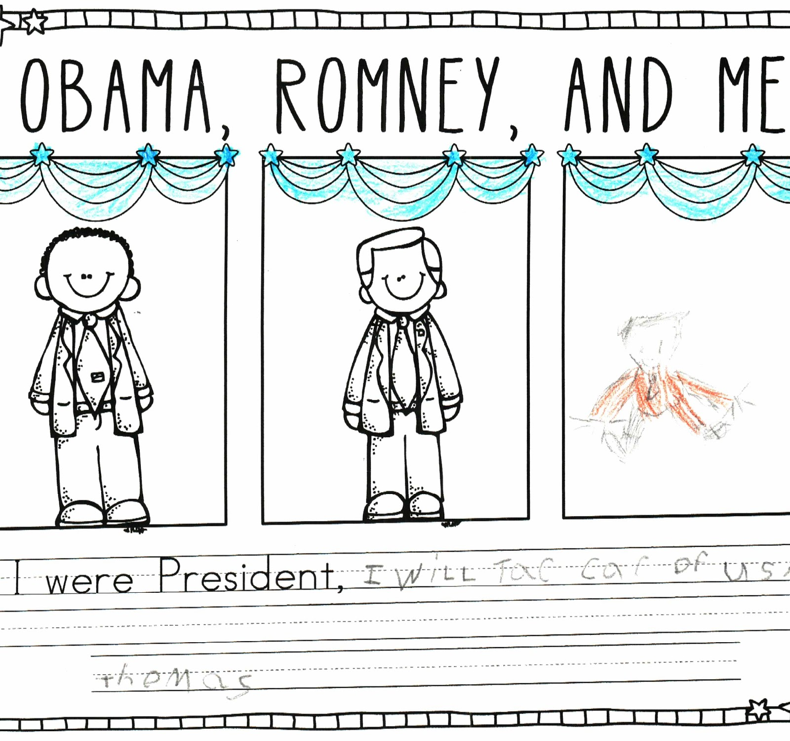worksheet If I Were President Worksheet dynamic dual language frankenstorm one student also wrote if i were president would kill all the bad guys we have off tomorrow for a conference daytraining