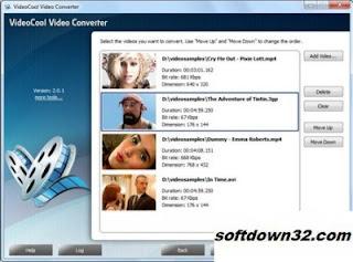 VideoCool Video Converter v2.0.1