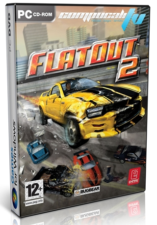 Flat Out 2 PC Full Español Descargar DVD5