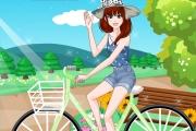 Bisikletli Manken Oyunu