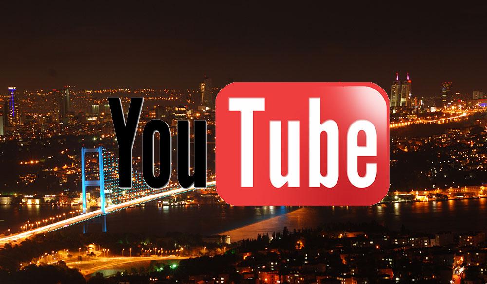 Youtube Videolarını Hangi Şehirlerden Paylaşıldığını Görün