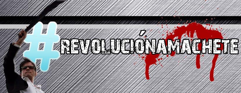 Revolución a machete