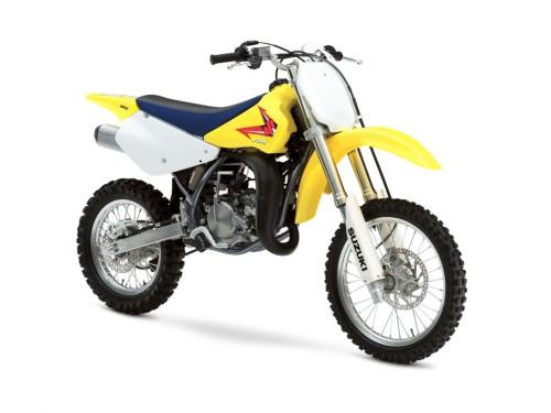 2012 New Suzuki RM 85