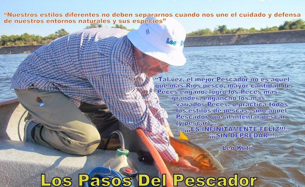 Los Pasos Del Pescador (Ñánde Corrientes porâ)
