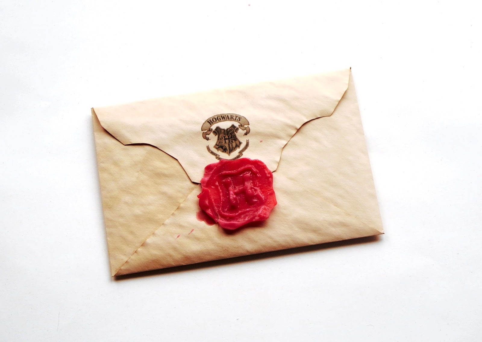 Close Your Envelope Glue It Shut If You Want To That Makes Easier Attach The Seal Now Drip Some Wax Onto Place And Press Gently