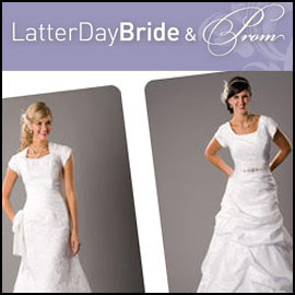 LDS Wedding Gowns