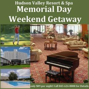 Hudson valley resort spa may 2012 for Hudson valley weekend getaway