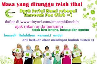 SERTAI FAN CLUB AMEERAH