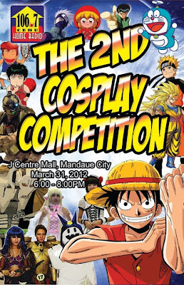 The 2nd Cosplay Competition of Home Radio Cebu